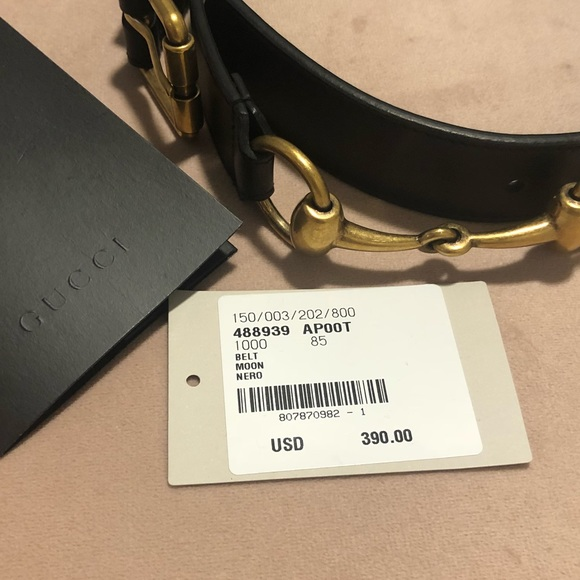 e63453bc8 Gucci Accessories | Horsebit Belt | Poshmark